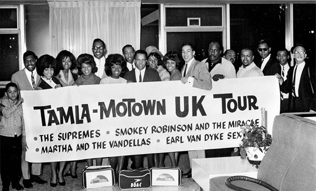 Motown Had a Department Dedicated to Grooming and Poise