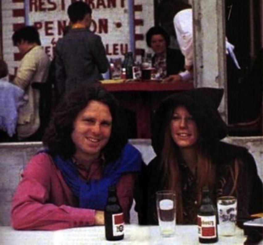 The King Of Orgasmic Rock Aka Jim Morrison