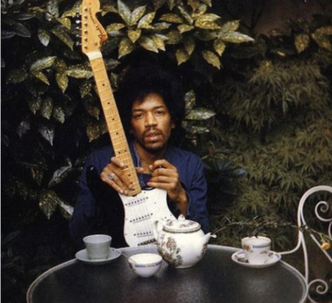 Hendrix Made The Electric Guitar What It Is Today