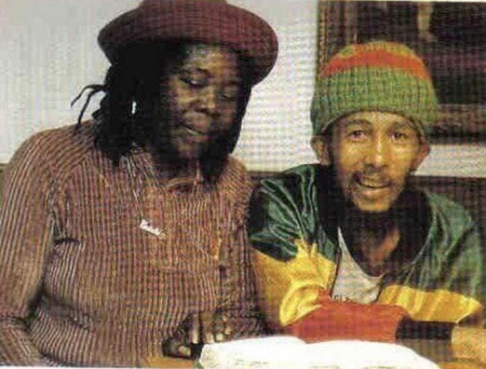 It Was Always 4:20 Somewhere In Bob Marley's World