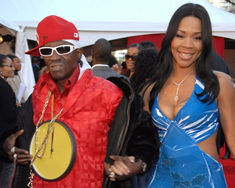 Flavor Flav and Deelishis