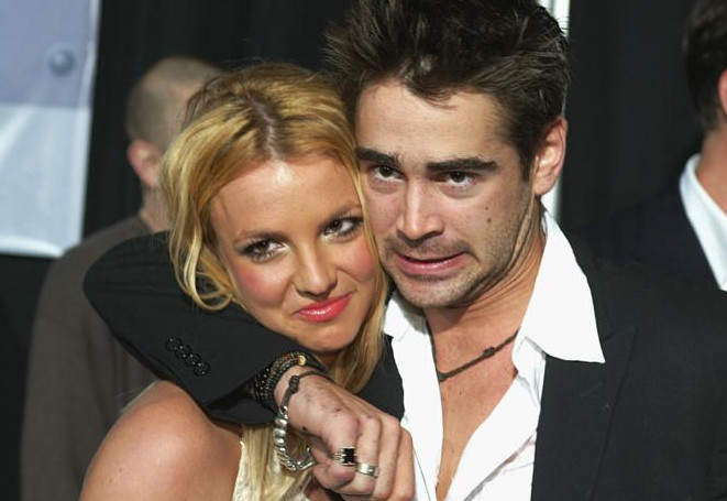Britney Spears & Colin Farrell