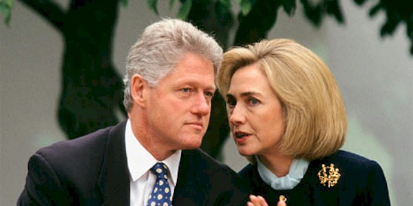Bill Clinton's Chinagate Exchange