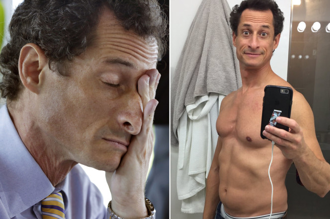 Weiner's Sexting Obsession