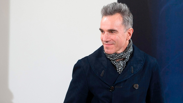 Daniel Day-Lewis (Now)