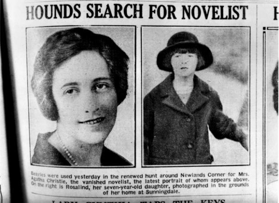 Mystery Writer's Greatest Mystery