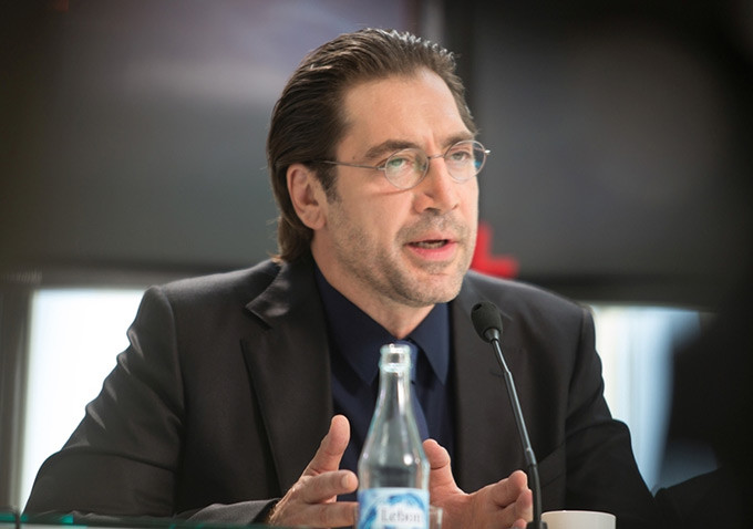 Javier Bardem (Now)