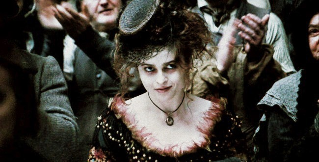 Helena Bonham Carter (Then)