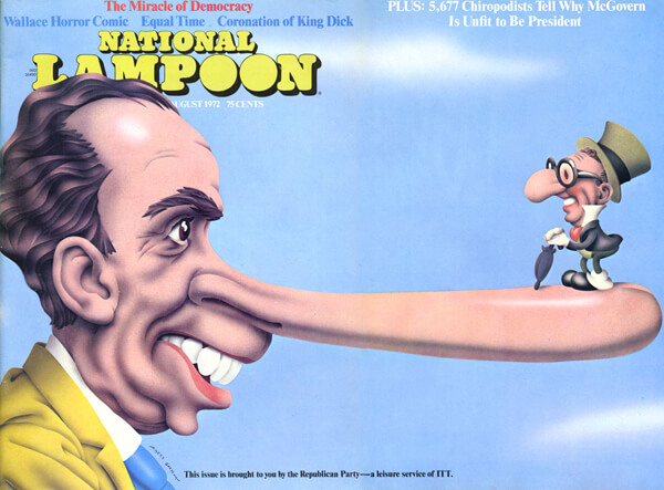 The Origins Of National Lampoon