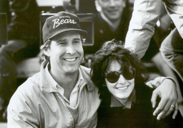 Chevy Chase and Amy Heckerling Hated Each Other!