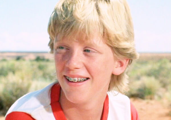 Anthony Michael Hall Ditches The Family