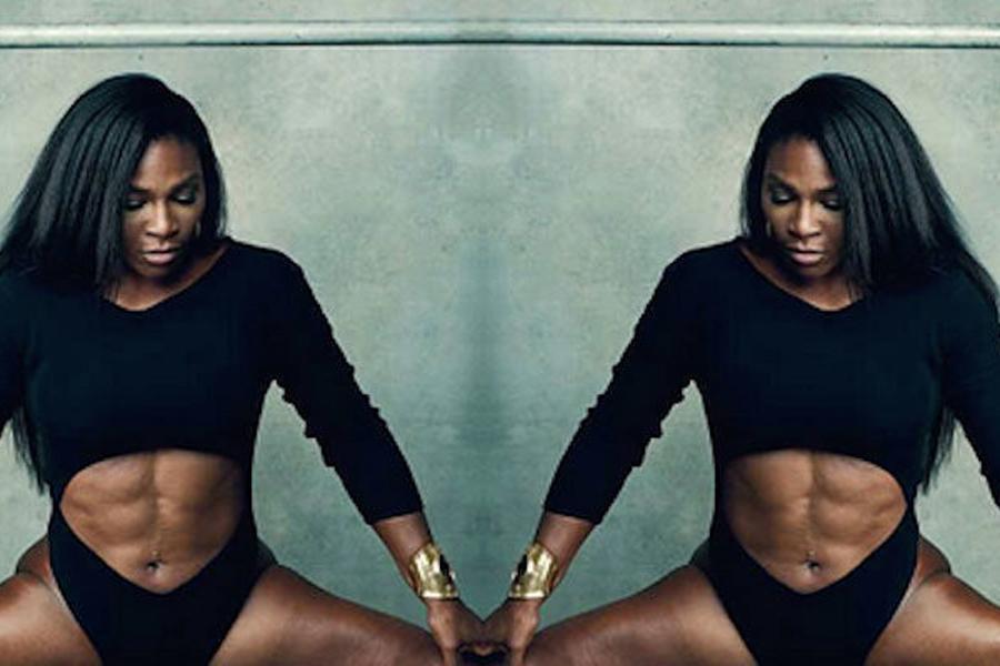 Serena Williams – Body