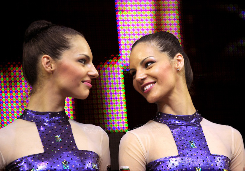 The Tancheva Twins