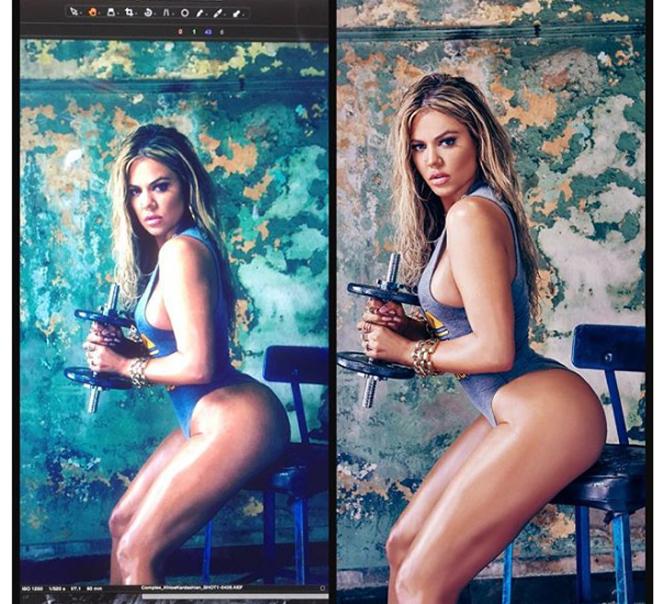 Khloe Kardashian – Body