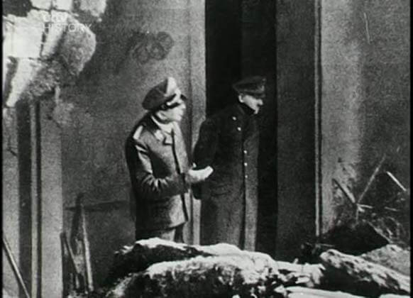 The Last Known Photo Of Hitler