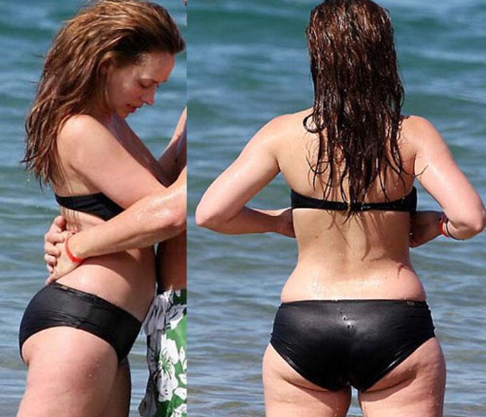 Jennifer Love Hewitt – Weight