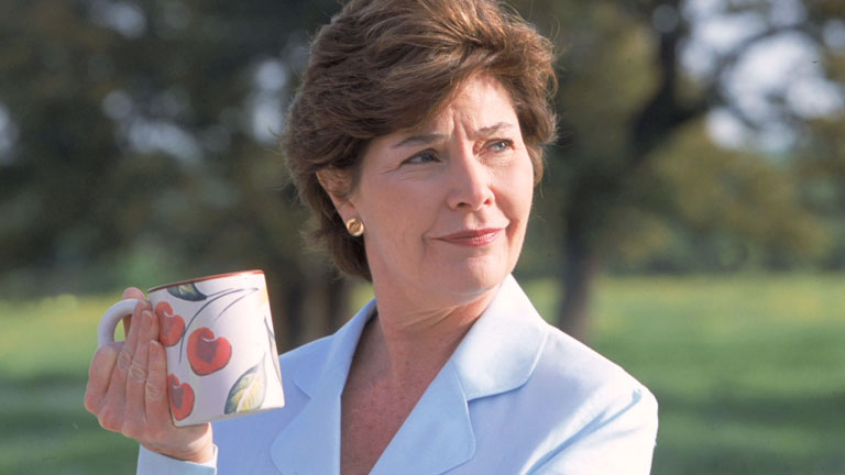 Laura Bush's Fatal Accident
