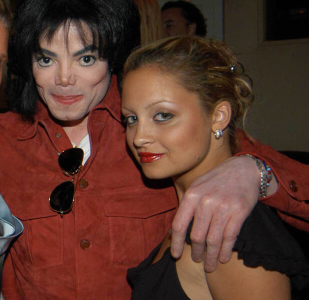 The King And Nicole Richie