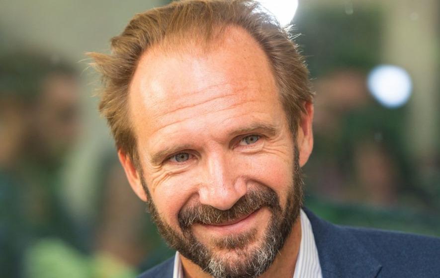 Ralph Fiennes (Now)