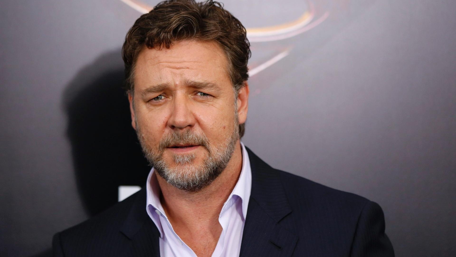 Russell Crowe Has Proof, Well, Not Really