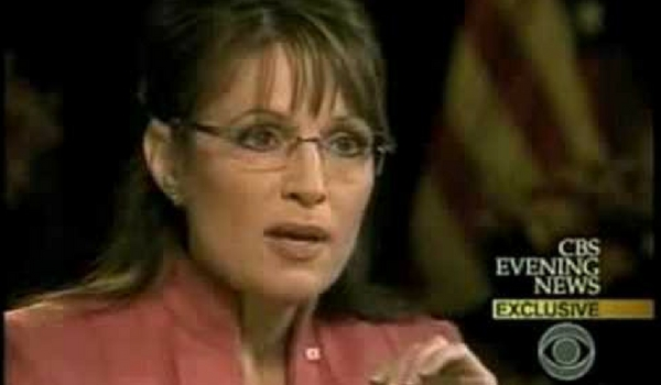 Sarah Palin's Cringe-Worthy Interview