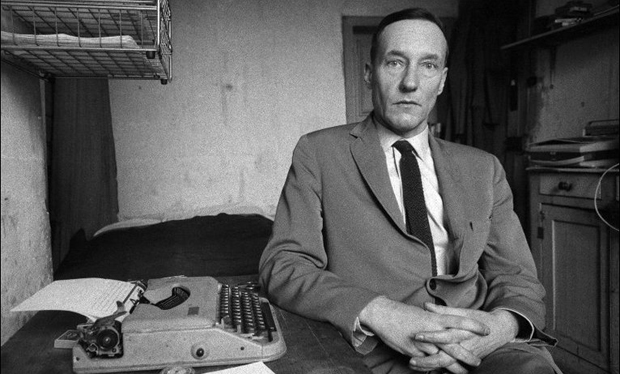 William S. Burroughs' Target Practice Gone Wrong