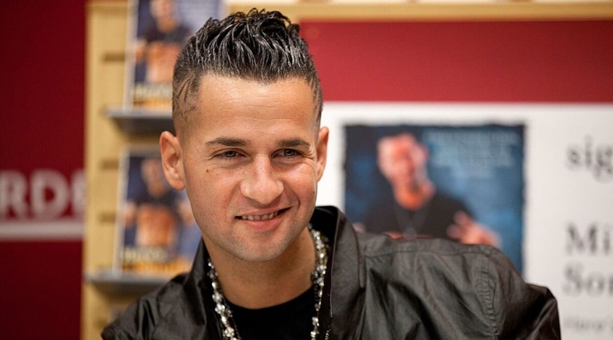 "Mike ""The Situation"" Sorrentino May Be GTL-ing In Jail"