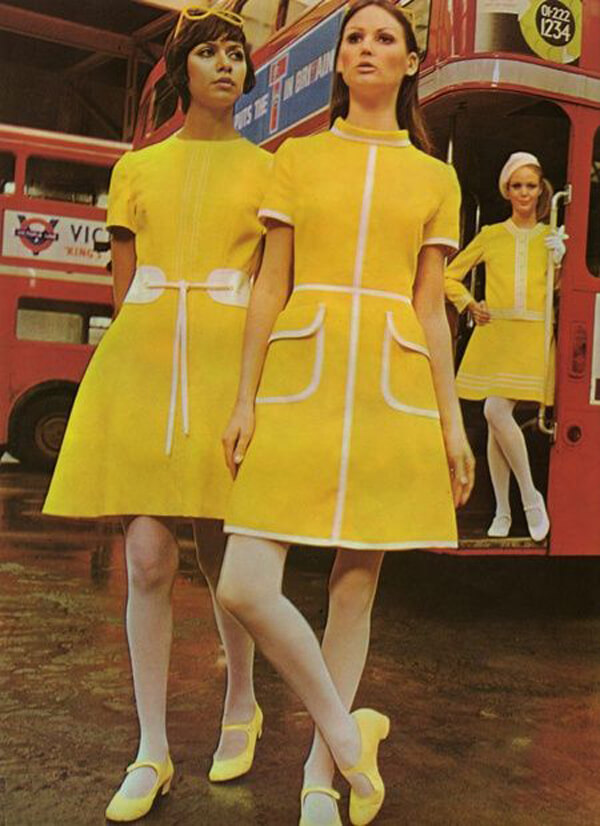 '60s Fashion For The Youth