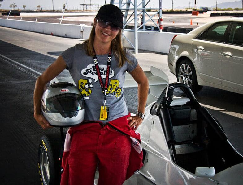 The Biker Babe: Tammy Jo Kirk