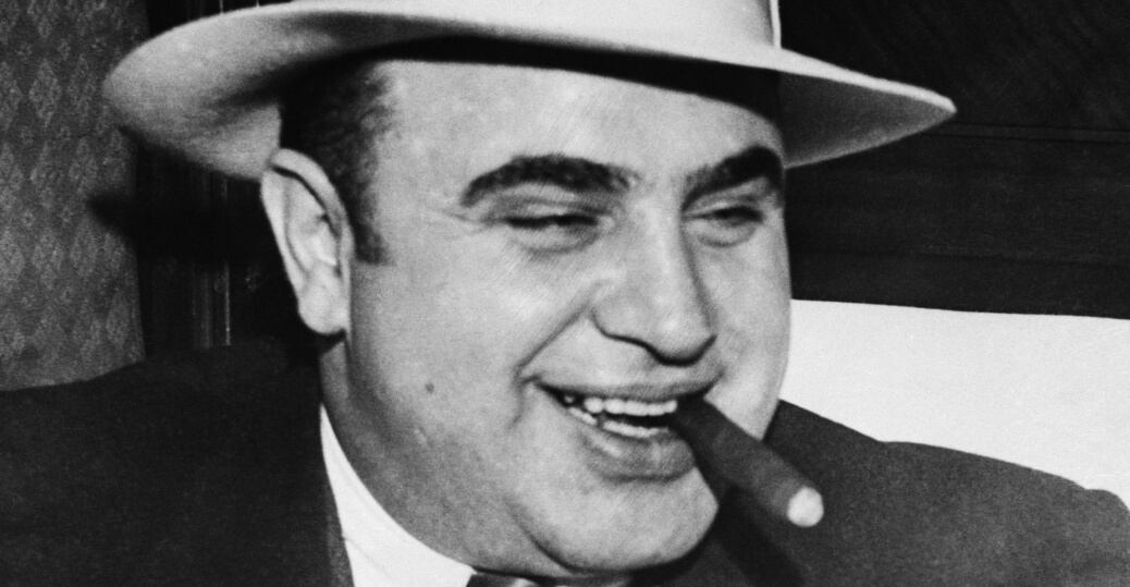 Al Capone's Tax Evasion Brought Down A Mob Empire