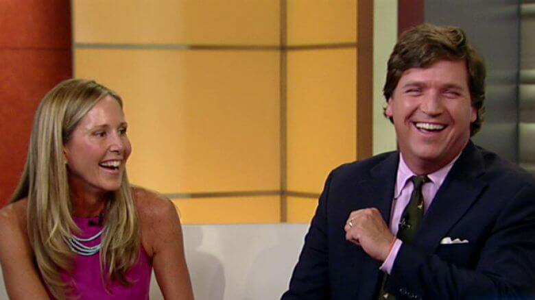 Tucker Carlson's Wife, Susan Andrews