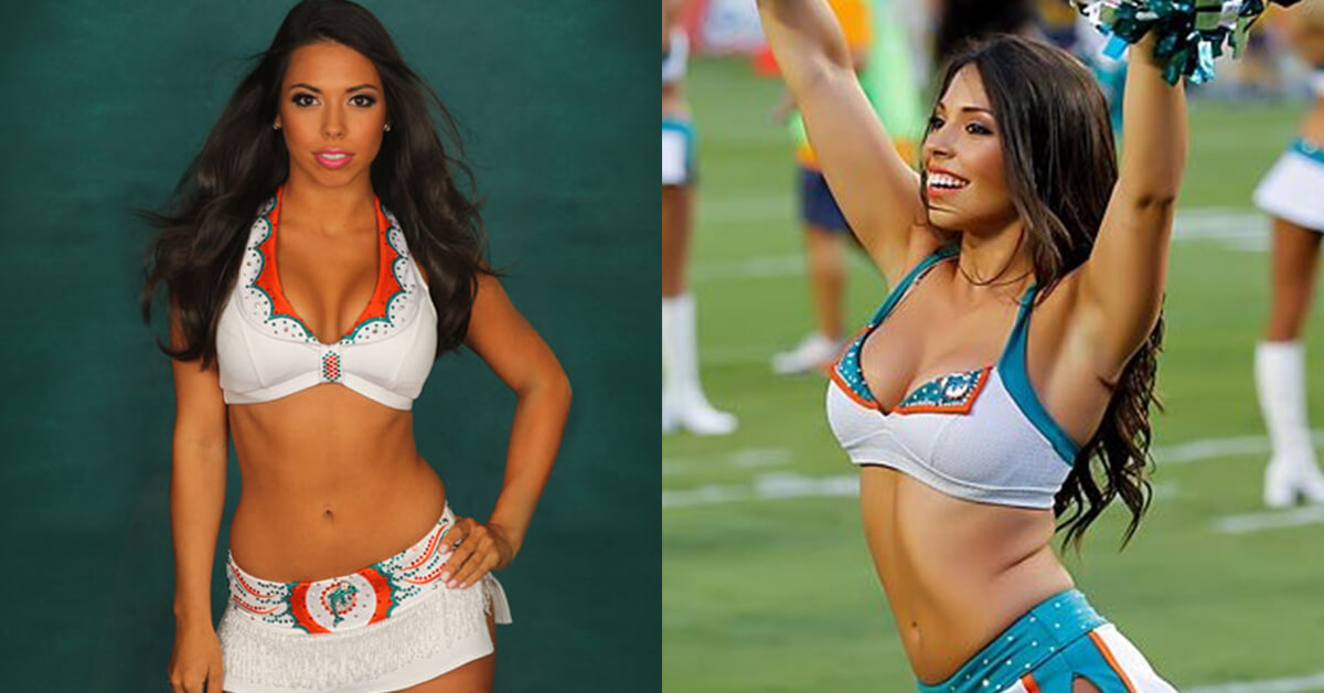 Elizabeth of the Miami Dolphins