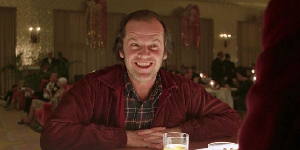 The Shining Isn't What It Sounds Like