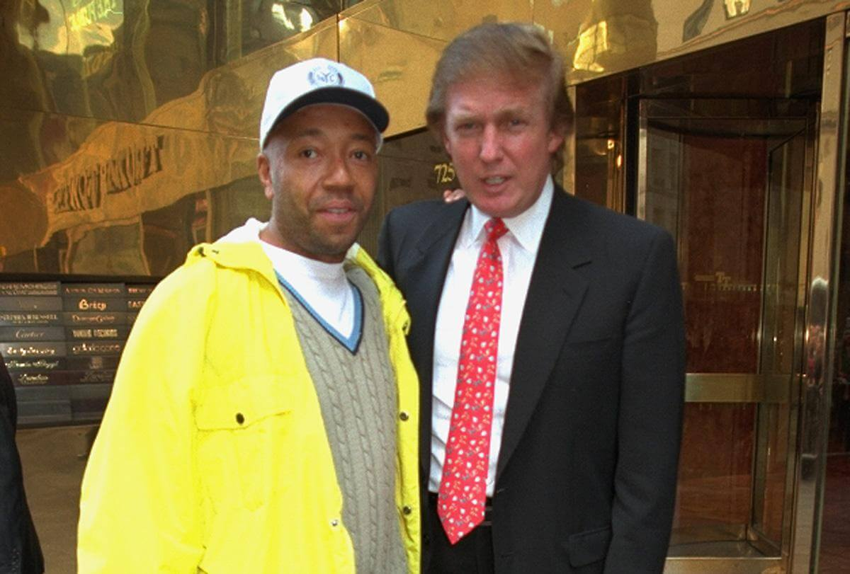 "Russell Simmons Tells Trump to ""Wake Up"""