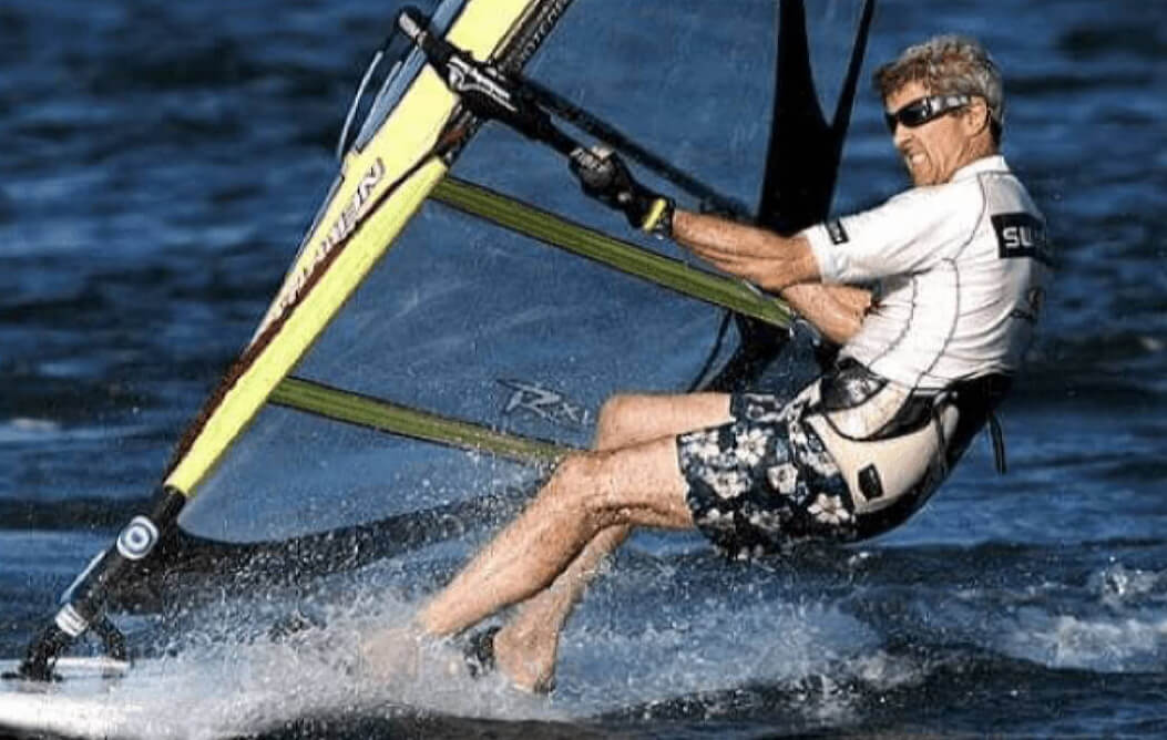John Kerry Went Surfin', Surfin' U.S.A.