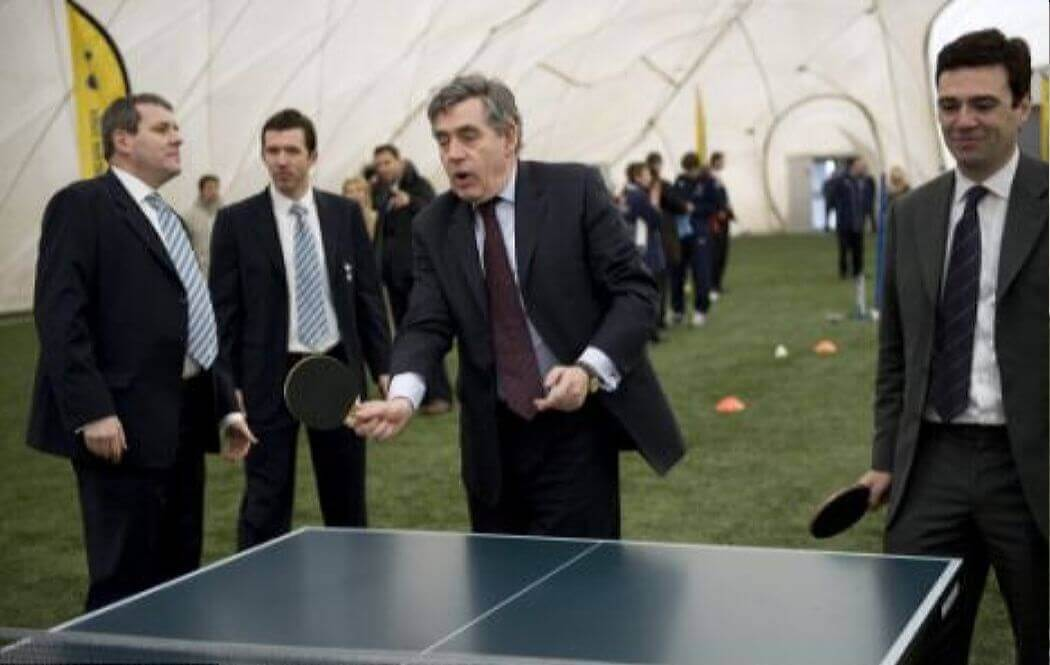 One Hit and Many Misses With Gordon Brown