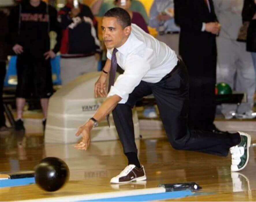 """My Economic Plan Is Better Than My Bowling"""