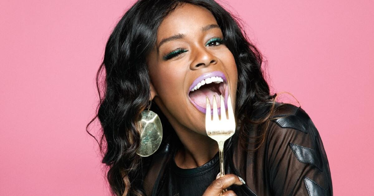 Azealia Banks Is Her Own Person