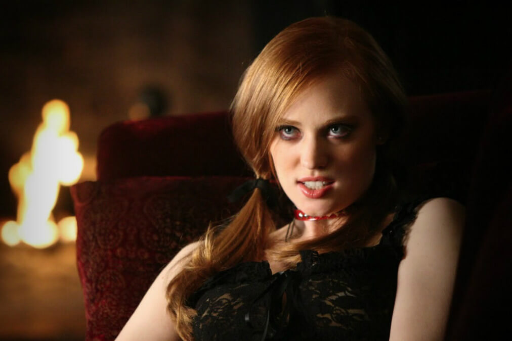 Look Out for the Red Hot Deborah Ann Woll!