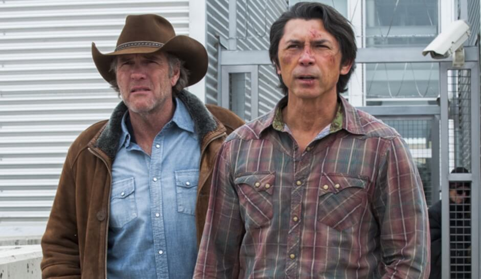 Longmire (Seasons 4, 5 & 6)