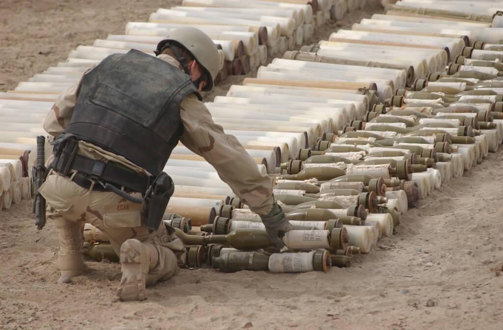 Explosive Ordnance Disposal