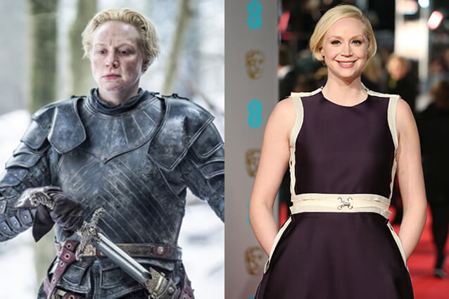 Brienne of tarth gwendoline christie