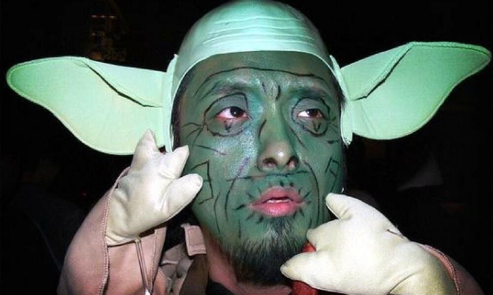 That's No Jedi