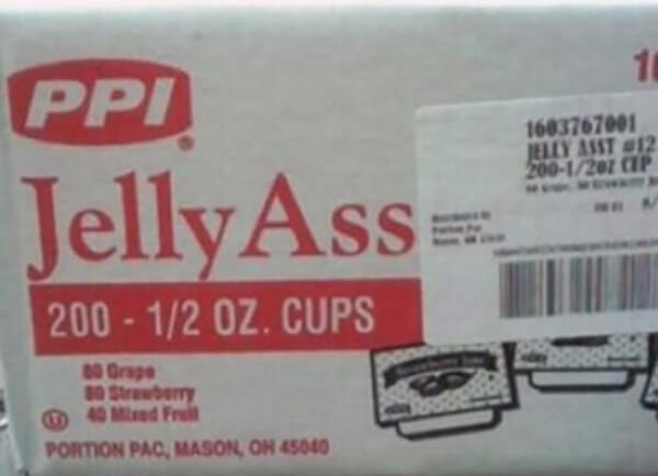 Why Not Just Jelly?