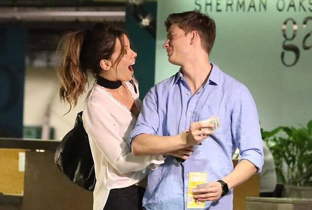 Kate Beckinsale & Matt Rife