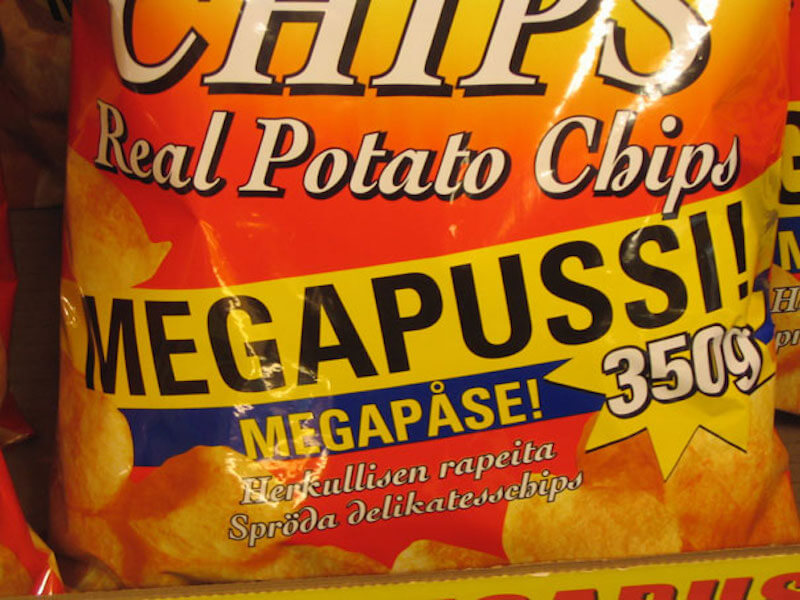 Not Your Average Chips