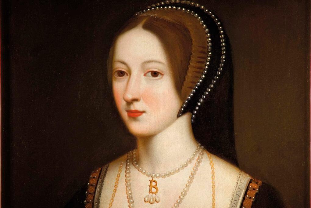 Anne Boleyn & Henry VIII