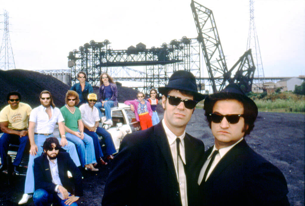 Belushi Needed A Bodyguard To Stop Getting High