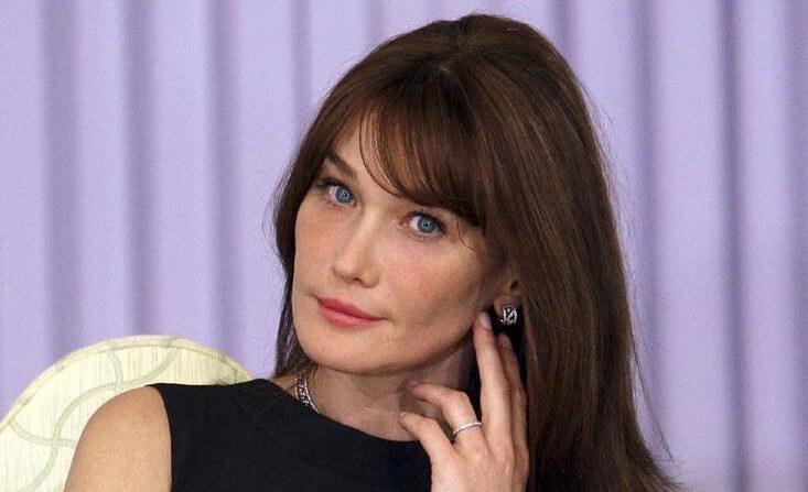 Carla Bruni-Sarkozy & Mick Jagger