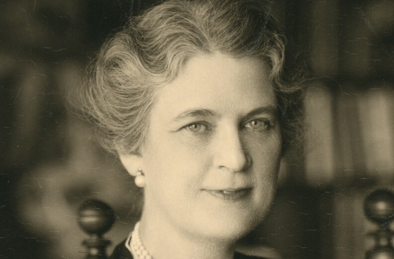 Lucy Mercer Rutherford & Franklin Roosevelt
